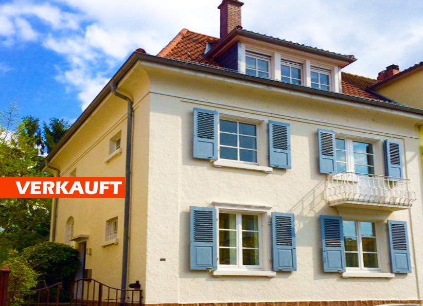 stadthaus mit garten in ruhiger zentraler lage heidelberg s makler berlin ist ihr kreativer. Black Bedroom Furniture Sets. Home Design Ideas